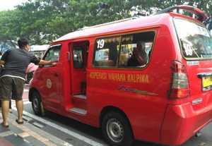 Gambaran Umum Usaha Jasa Transportasi
