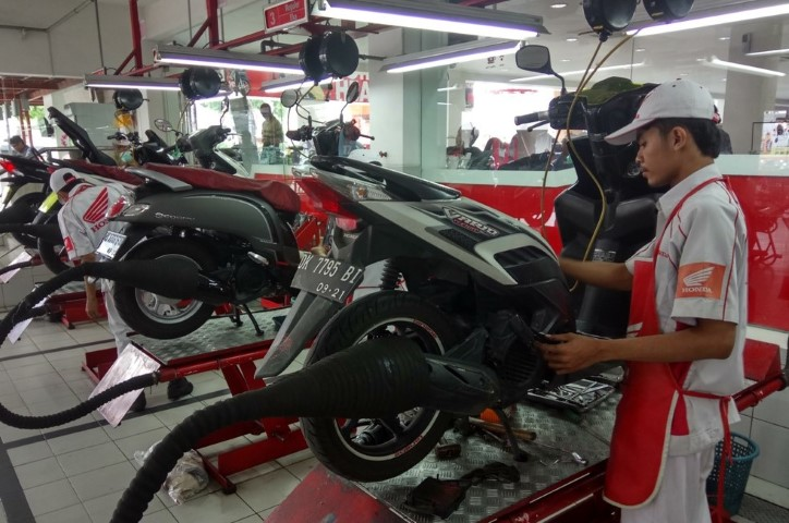 Analisa Peluang Usaha Bengkel Motor Pustakadunia Com